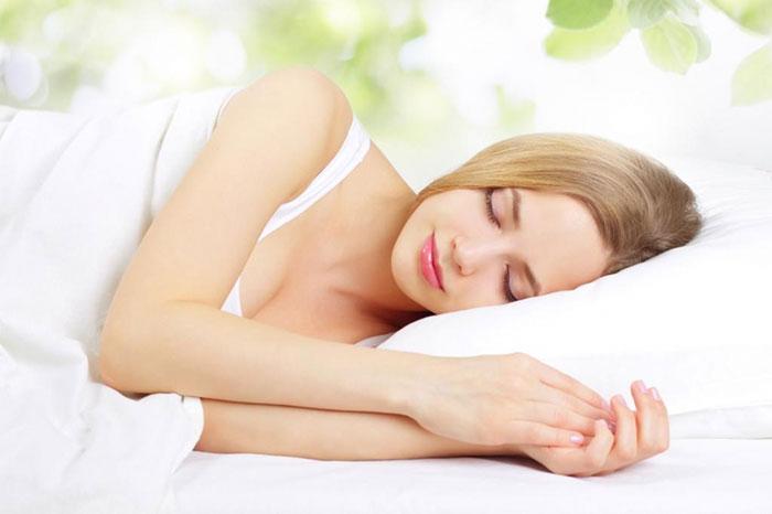 Không có biện pháp chống lão hóa nào tốt bằng biết cách ngủ ngon
