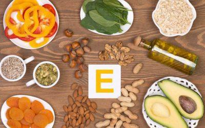 Vitamin E với sức khỏe tim mạch