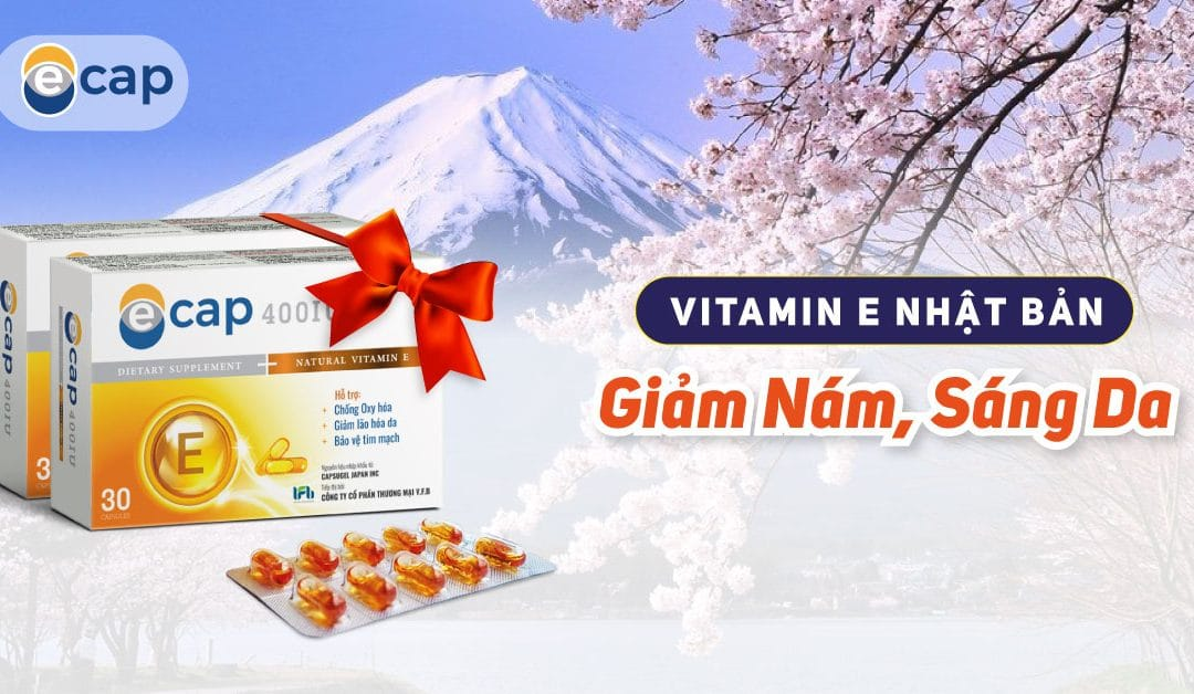 Lưu ý khi dùng vitamin E để trị nám, tàn nhang