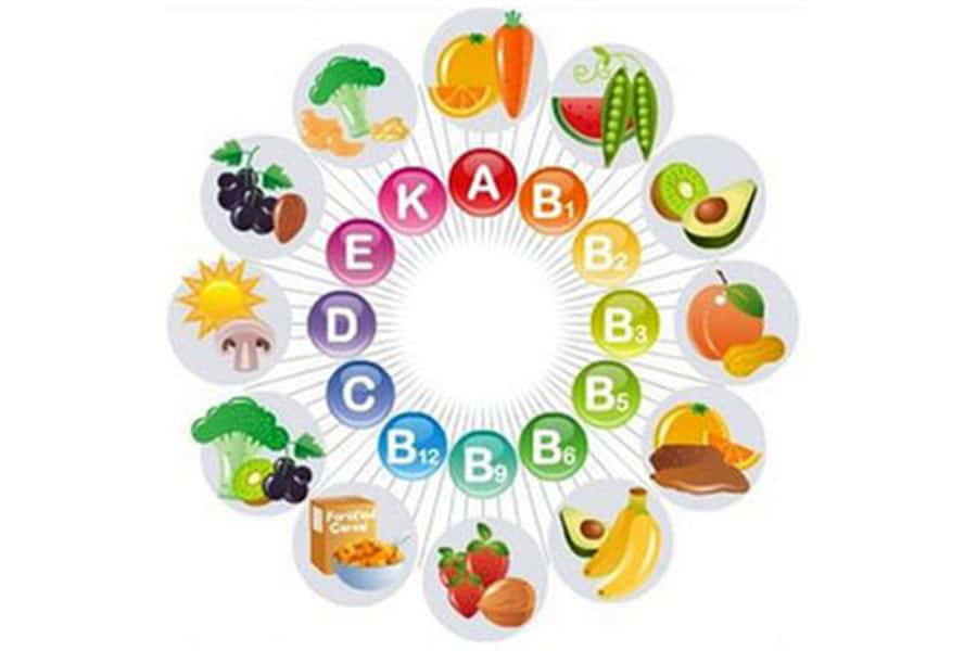 Bạn có biết cơ thể mình đang thiếu vitamin nào ?