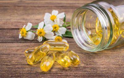 Uống vitamin E đúng cách để có làn da láng mịn